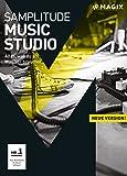 MAGIX Samplitude Music Studio – Version 2017 – das Tonstudio zum Musik Schneiden, Aufnehmen & Produzieren [Download]