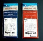 Isabella Reparatur Set für Zelte PVC