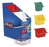 Trixie Vogelnapf zum Einhängen - 130 ml, diverse Farben