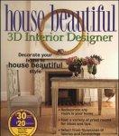 House Beautiful, CD-ROM 3D Interior Designer. For Windows 95/98