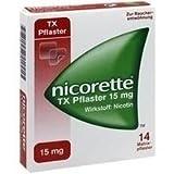 NICORETTE TX 15mg 14 stk