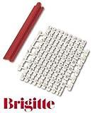 Städter 966810 Präger Set, 86-teilig Text-Prägeset Kunststoff mehrfarbig