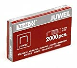 Heftklammern Elastik Juwel, 2.000er Pack, 31070009