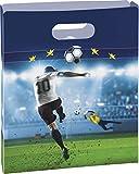BRUNNEN Fußball Heftbox , 25 x 31 x 5 cm Für A4 Hefte und Schnellhefter