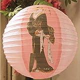 PMFS Japanese Art-Kunstdruckpapier-Laternen-Leuchter-Lampenschirm/japanischer Restaurant-Lampenschirm1