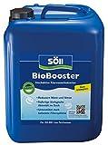 Söll 10254 BioBooster - Hochaktive Klarwasserbakterien beseitigen erhöhte Nitrit- und Nitratwerte - 5 l