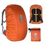 Unigear Regenschutz für Rucksäcke, wasserdichte Regenhülle Rucksack Cover regenüberzug für Camping Wandern Backpack Schulranzen