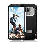 Blackview Bv9000 Outdoor Smartphone (5,7 Zoll (14,5 cm) Touch-Display, 64GB interner Speicher+32GB Zusätzlicher Speicher, Android OS) Sliver