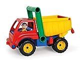 Lena 04350 - Aktive Kipper, ca. 27 cm mit Spielfigur
