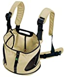 Hunter Tasche Outdoor Kangaroo, 20 x 35 x 30 cm, beige