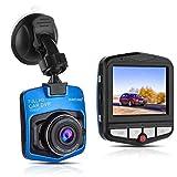 BABIFIS Auto Kamera HD 1080P Dashcam DVR Recorder Dash Cam Auto Dvr Auto Rückfahrkamera Vehical Car Cam Spiegel Recorder Blue