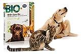 Natürlicher Schutz für Hunde und Katzen I Pess Bio Spot on I Inhaltsstoffe pflanzlichen Ursprungs I Neemöl - eine natürliche Floh- und Zeckenfalle- 4 x 1g Pipetten