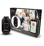 PAJ GPS Easy Finder GPS Tracker 3-5 Tage Akku, Mini Peilsender für Personen, Kids oder als Senioren-Notruf, Ortung per App mit Ausschaltsicherung
