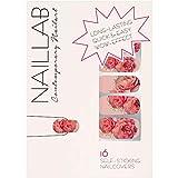 NAILLAB Nagelfolie - Selbstklebende Nagelfolien als Nagellack Alternative - nail wraps in verschiedenen Farben - Nagelaufkleber | nail sticker | folie