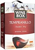 Wine Box Tempranillo Vino de la Tierra de Castilla trocken Bag-in-Box (1 x 3 l)
