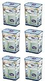 Lock&Lock Frischhaltebox | Multifunktionsbox | Frischhaltebehälter | Mehldose Inhalt: 1,8 Liter, spülmaschinengeeignet