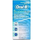 ORAL B Superfloss Zahnseide, 50er-Set