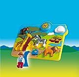 PLAYMOBIL 6745 - 1.2.3 - Spielpuzzle Wildtiere