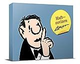 Loriot Haftnotizen - Für alle: Notizzettel-Box