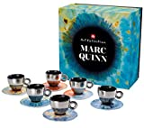 Marc Quinn ILLY Art Collection Kaffeeservice - 6 Cappuccinotassen + 6 Untertassen
