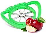 TK Gruppe Timo Klingler Apfelschneider Apfelschäler Schneider für Apfel Ausstecher Entkerner als universaler Obstschneider Apfelspalter Apfelteiler