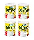 Pamai Pai Viererpack: 4 x 400g Nido Milchpulver Instant Cream Milch Pulver