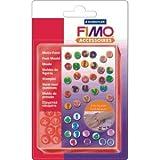 5 x Staedtler Fimo Motiv Form ABC/123