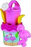 Simba 107114405 Flamingo Baby-Eimergarnitur, Mehrfarbig