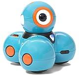 Wonder Workshop Dash Roboter Spielzeug für Jungs und Mädchen um spielend programmieren zu lernen - MINT/STEM Lernroboter mit kostenlosen Apps