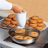 SummerRio Donut Dispenser Donut Maker Maschine Form DIY Werkzeug Küche Gebäck Backformen