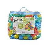 KNORRTOYS.COM Knorrtoys 56783 - Bälleset Ø6 cm - 250 Balls/Colorful/ in der Tasche