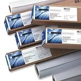 HP Q1396A Bond Papier Inkjet 80 g / m2 610 mm x 45.7 m, 1 Rölle Pack