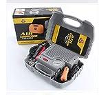 Y&Jack Tragbarer Luftkompressor für Luftkompressoren bis 150 PSI - Luftpumpe für Reifenfüller