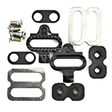 Fansport Bike Cleat Set Fahrrad Cleat Bike Pedal Cleat FüR Mountainbike
