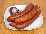 Kohlwurst/Bregenwurst geräuchert 2 Packungen zu 5x100g - Mettwurst für den deftigen Eintopf - Original westfälisch Ringhoff