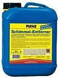 Pufas Schimmel-Entferner 5L Anti Schimmelspray Schimmelentferner Schimmelstop