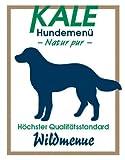 Kale Hundefutter Wildmenü 400 Gramm