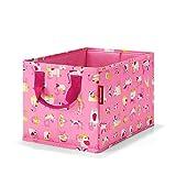 Reisenthel storagebox kids abc friends pink Kulturtasche, 34 cm, 18 Liter, Abc Friends Pink