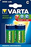 Rechargeable Power Accu C LR14 (Baby) 2er-Pack 3000mAh Akku