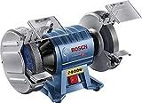Bosch Professional 060127A400 Doppelschleifer GBG 60-20, 600 W, 200 mm