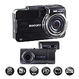 Snooper Dual-Dashcam DVR-5HD G3 mit Full HD und Radargerätwarnhinweisen