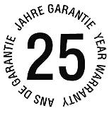 GARDENA combisystem-Fugenkratzer-Aktion: Unkrautkratzer zum Entfernen von Moos und Unkraut, beidseitig geschliffene Messer, Korrosionsschutz, rostfrei, ergonomische Handhabung (3001-20)