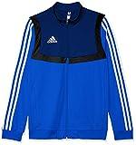 adidas Kinder Tiro 19 Trainingsjacke, Bold Blue/White, 152