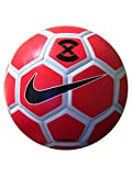 Nike FootballX Menor Futsal Trainingsball, neonrot/Weiß, One Size