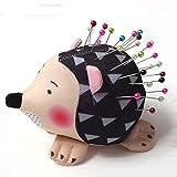 kemai Nähen Kissen Igel Form Nette Nähen Nadelkissen Kissen Pin Halter DIY Sewing Craft Werkzeug für Handarbeiten