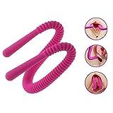 Urnight Schamlippenspreizer - Silikon Spreader - Sexspielzeug für sie - Vaginal Dilatator - Sexspielzeug für frauen - Sexspielzeug für Paare (Pink)