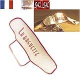 Beutel für Baguette, 73 X 19 cm 100% Baumwolle, Frankreich