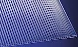 Polycarbonat Stegplatten Hohlkammerplatten klar 2500 x 1050 x 6 mm