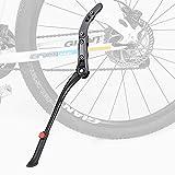 PATISZON Fahrradständer Mountainbike Fahrrad Ständer MTB 24-29 Zoll Höhenverstellbar Universal Seitenständer