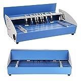 Buoqua SG-520E 20.5 Inch Rillmaschine 3 In 1 520mm Elektrische Nutmaschine Creasing Maschine Falzmaschine Für Papier Profi Nutmaschine Einstellbare (SG-520E)